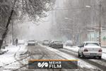 وقوع برف و کولاک در ۲۲ استان کشور