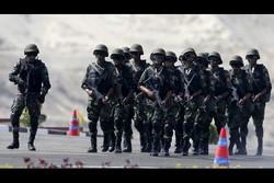 مصر میں فوجی آپریشن میں 16 شدت پسند ہلاک