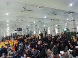 مراسم گرامیداشت ۹ دی در کرمانشاه آغاز شد