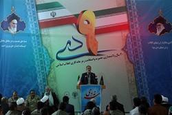 ایران با پشتوانه مردم هیچ گاه تسلیم تهدیدها نمیشود