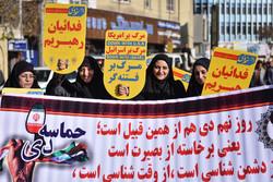 برگزاری مراسم بزرگداشت حماسه ۹دی در ورامین با حضور شخصیت های ملی