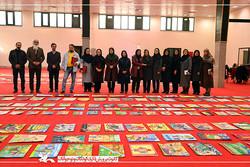 آغاز داوری هفتمین دوسالانه ملی هنرهای تجسمی کانون