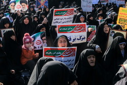 ۹ دی روز صیانت از انقلاب اسلامی بود