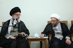 رہبر معظم نے آیت اللہ آملی لاریجانی کو مجمع تشخیص مصلحت نظام کا سربراہ مقرر کردیا