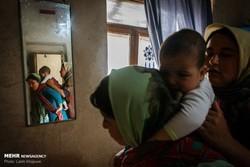 کمیته امداد گلستان برای حمایت از مادر مراوهتپهای ورود کرد