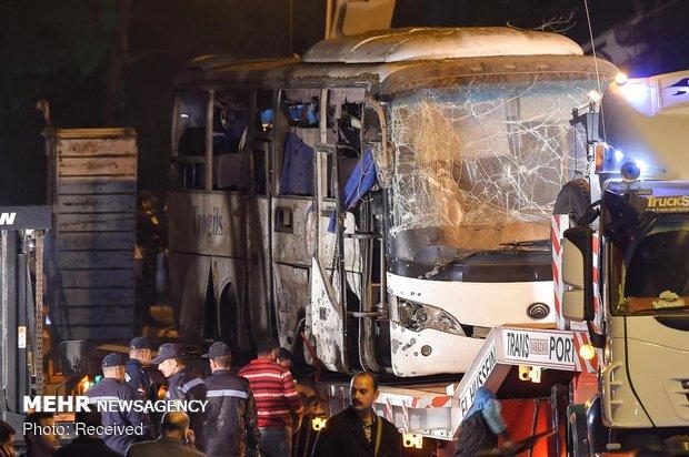 انفجار تروریستی در مصر