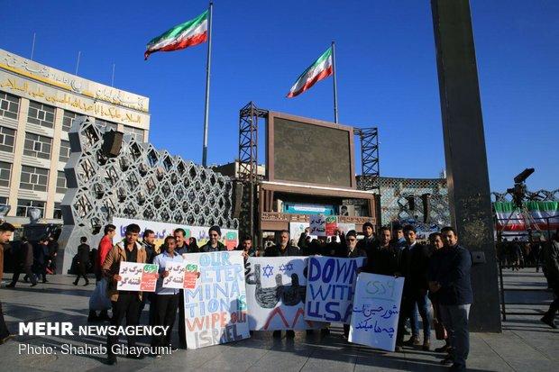 Iranians mark 2009 rallies in Tehran