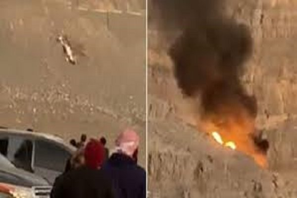 Helicopter crashes near zip line in UAE, killing entire crew onboard