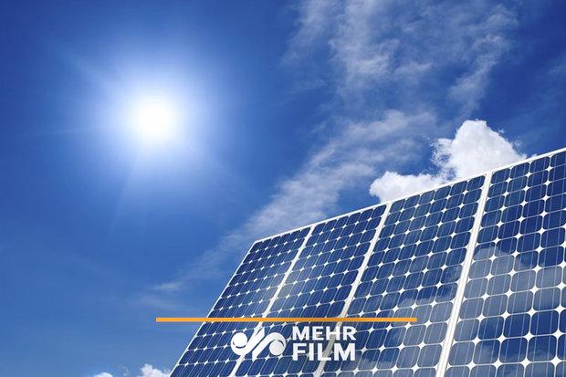 فلم/ چین میں 100 میگاواٹ  بجلی کے پہلے شمسی پلانٹ کا آغاز