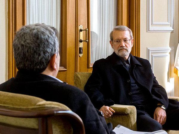 رئیس مجلس بر حل معضل ترافیک و آلودگی هوای تهران تاکید کرد
