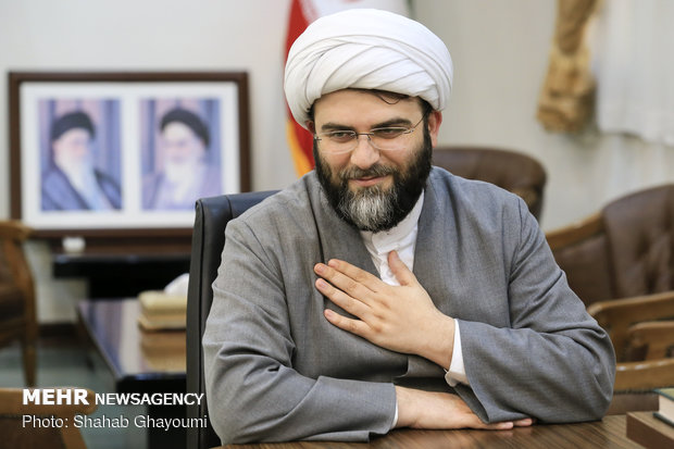 محمد قمی رئیس سازمان تبلیغات اسلامی