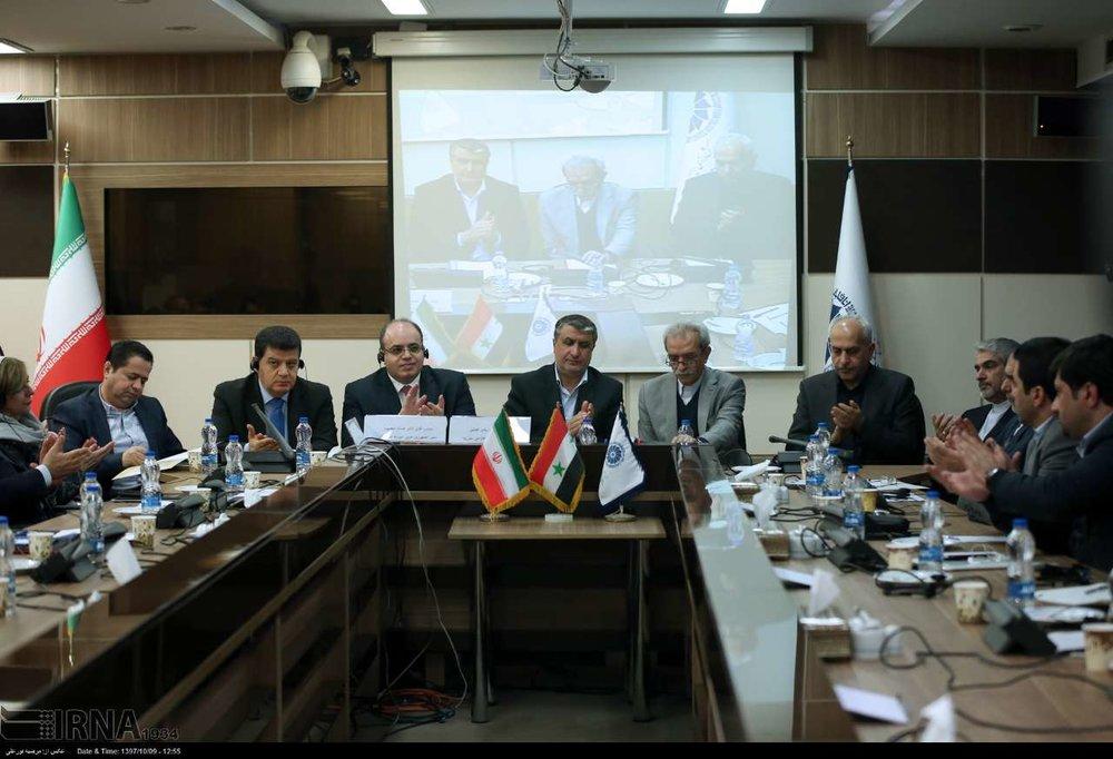 Iran Syria Ink Long Term Economic Co Op Agreement Tehran Times