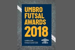 Umbro Futsal Awards 2018 announces winners