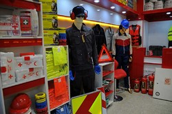 Tehran hosts international health, safety, firefighting, rescue exhibition