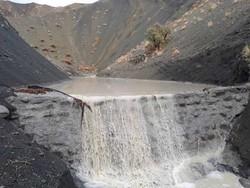 ۹۰درصد حجم سازه های آبخیز دلیجان در بارش های اخیر آبگیری شد