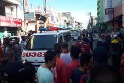 انفجار در فیلیپین با ۲ کشته و ۲۳ زخمی