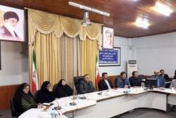 دفتر شهدای ترور در گرگان افتتاح شد
