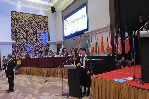 Iranian children scoop awards at 18th PAMA championships