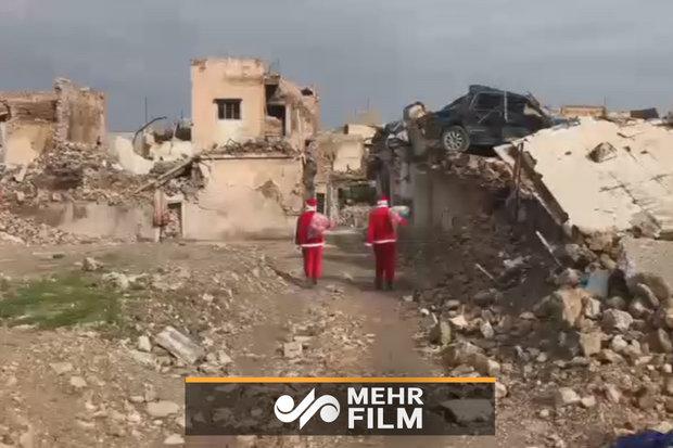 Irak'ta Noel kutlamaları