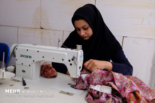 اجرای طرح توانمندسازی بانوان سرپرست خانوار در ۱۰ محله کرمانشاه