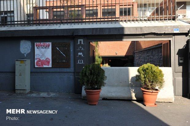 گالری آ توسط شهرداری پلمب شد/ انتقادِ مدیر گالری