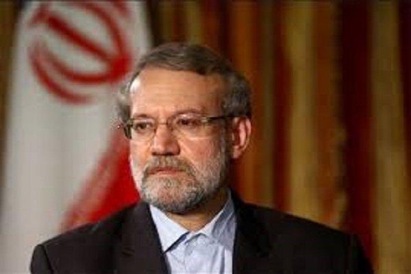 رئيس البرلمان الإيراني ينتقد محاولات بعض دول المنطقة للتدخل في الشأن الداخلي الايراني