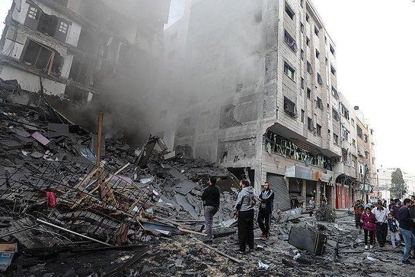 طائرات الاحتلال تقصف موقعين للمقاومة في قطاع غزة