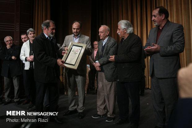 Commemoration ceremony of Master Jalal Shabahangi