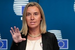 Mogherini likely not to attend anti-Iran Warsaw conf.: spokesperson