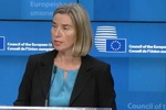 Mogherini not to attend anti-Iran Warsaw conf.
