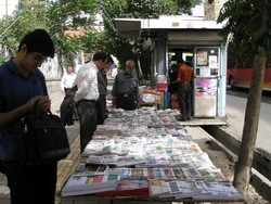 در باب باند ژورنالیستهای ادبی ایرانی