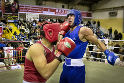 Natl. boxing c'ship final in Rasht