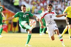 المنتخب الإيراني يواجه نظيره العراقي ضمن الجولة الثالثة لكأس امم اسيا