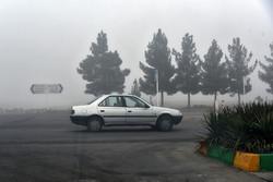 پدیده مه گرفتی در محورهای ۳ استان/ در هیچ محوری برف و باران نداریم