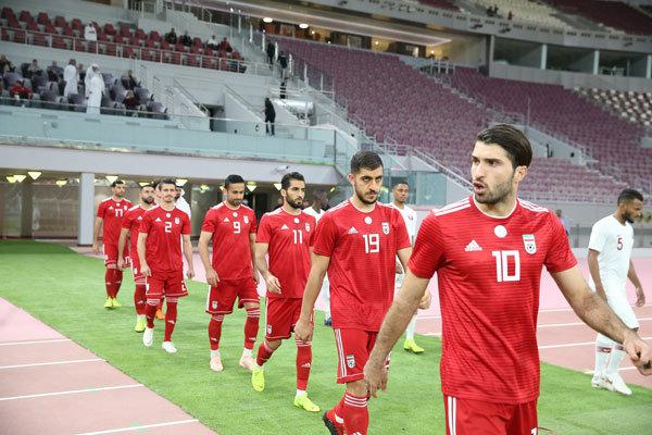 إيران تواجه اليمن في أول مباراة لها ضمن بطولة كأس أمم آسيا
