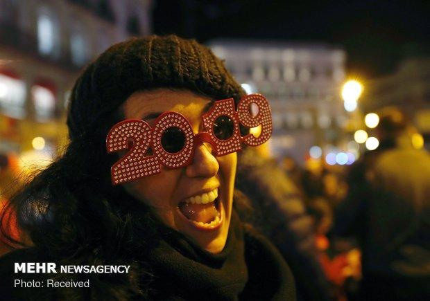 yeni yıl kutlamaları