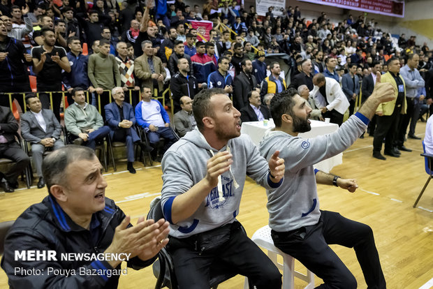Nat'l boxing championship in Rasht