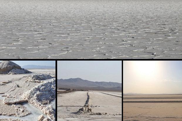 دریاچه نمک عامل ریزگردهای قم نیست
