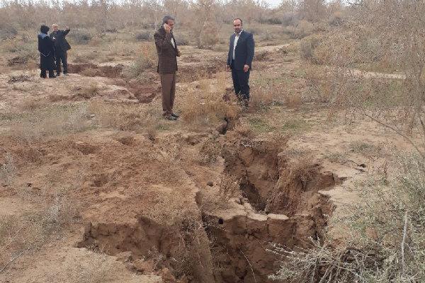 44 منطقة في إيران معرضة لخسف أرضي وجنوب غرب طهران تتصدر القائمة