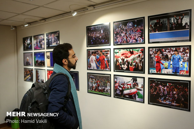 'Dourbin.net' best photos of the year gallery opens in Tehran
