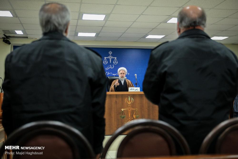 ارجاع یکی از پروندههای مفتوح در دادگاه ویژه مفاسد اقتصادی به دادسرا