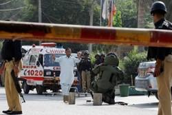 حمله به پایگاه نیروهای امنیتی پاکستان/ ۸تن کشته شدند
