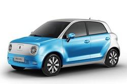 چینی ها خودروی برقی ۹۰۰۰ دلاری ساختند