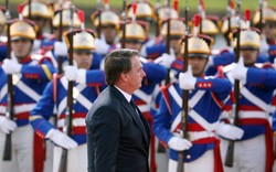 برازیل کے نئے صدر نے حلف اٹھا لیا