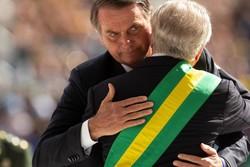 مراسم تحلیف رئیس جمهوری جدید برزیل