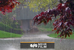 بارش باران در اکثر نقاط کشور شدت میگیرد