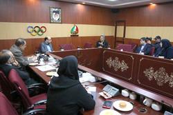 برگزاری نشست کمیسیون ورزش و زنان و آموزش کمیته ملی المپیک