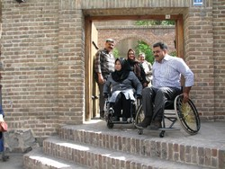 Passages, sidewalks accessible for persons with disabilities by 27%