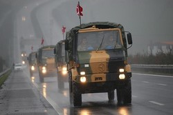 TSK'nın Suriye sınırına askeri sevkiyatı devam ediyor