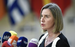 Full implementation of JCPOA, matter of EU's priority: Mogherini
